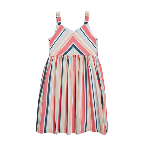 Nova Stripes Tank Dress