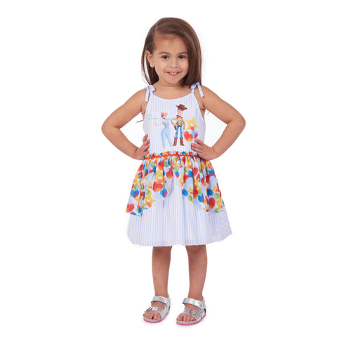 Disney Pixar X Pippa & Julie Toy Story 4 Sundress