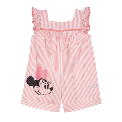 Disney X Pippa & Julie Minnie Coral Romper