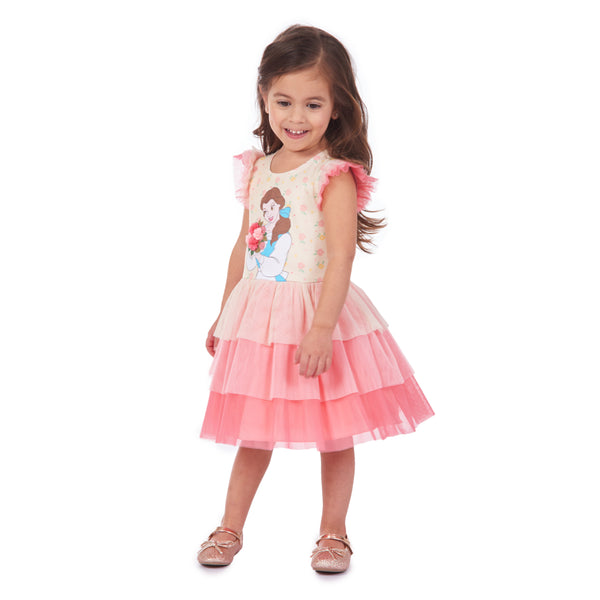 Disney X Pippa & Julie Belle Tiered Dress