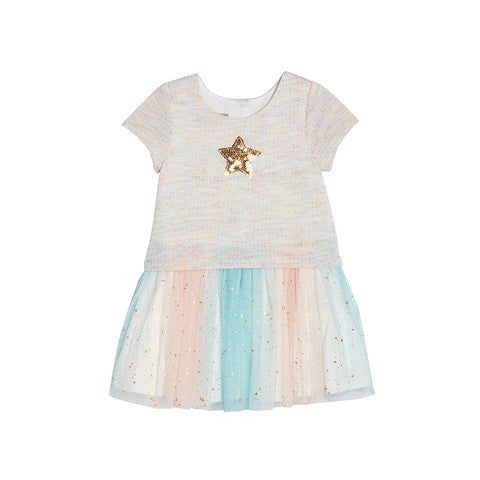 Odette Star Rainbow Dress