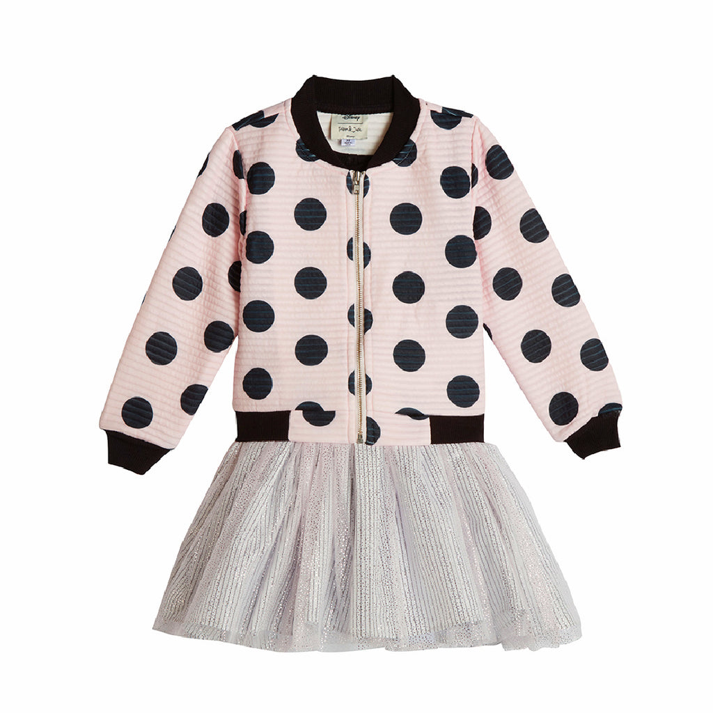Disney X Pippa & Julie Minnie Pink Bomber Set