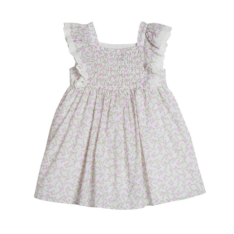 Noelle Floral Pinafore Dress