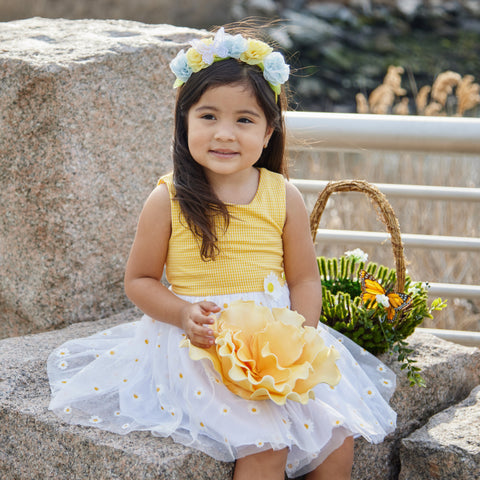 Karla Daisy Tutu Dress