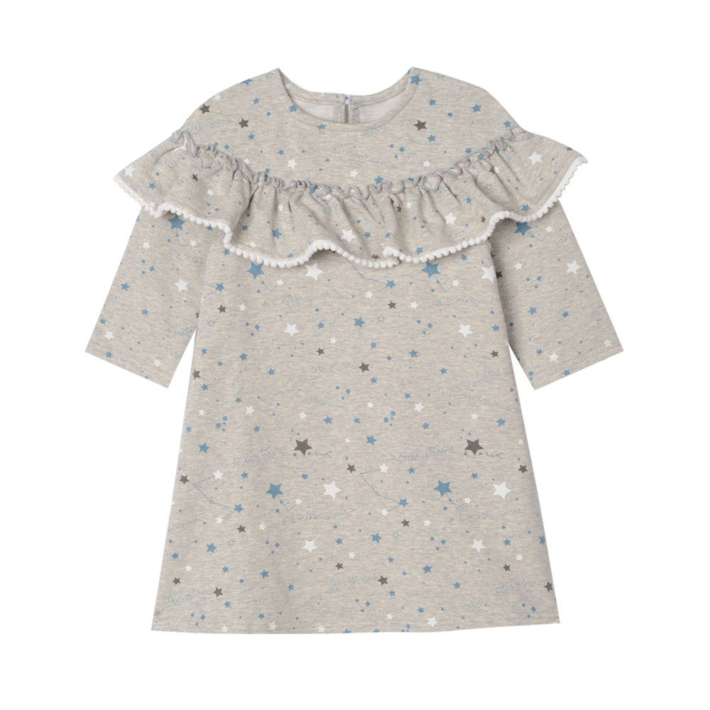 Rosie Star Print Dress