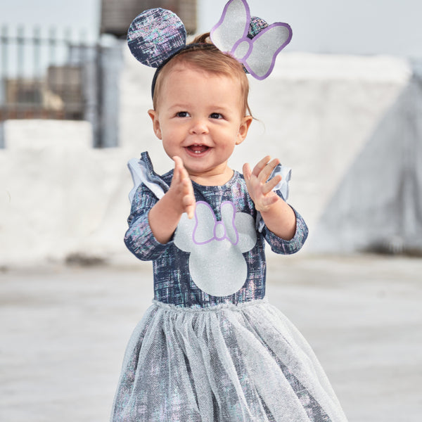 Disney X Pippa & Julie Minnie Foil Tutu Dress