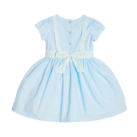 Disney X Pippa & Julie Alice Polka Dots Apron Dress