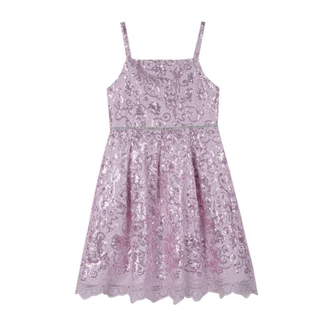 Callie Sequins Dress