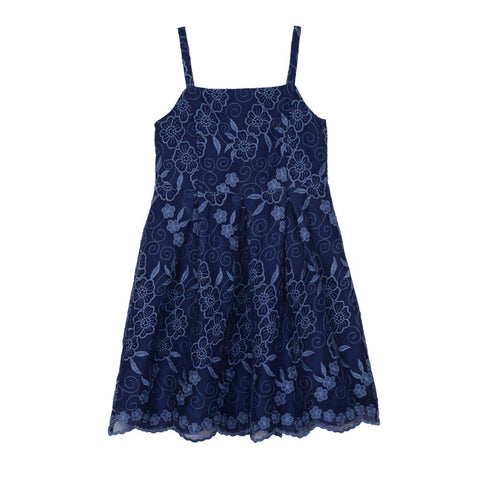 Callie Navy Dress