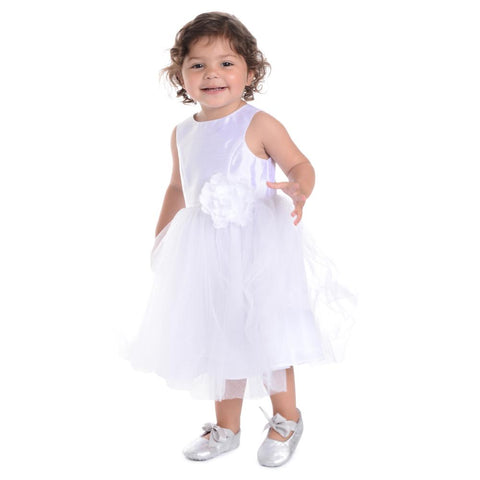 Seraphina White Ballerina Dress