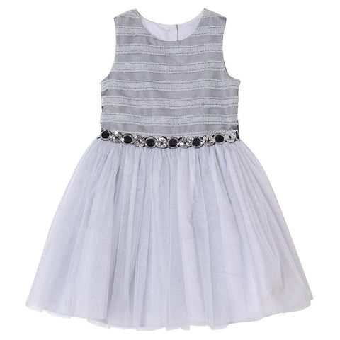 Tanya Stripe Tutu Dress