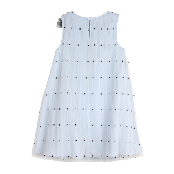 Dress - Adeline Polka Dot Shift Dress