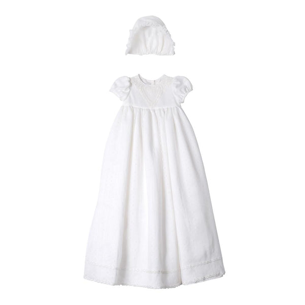 Dress - Bambina Christening Gown