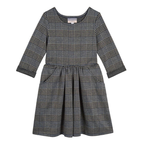 Brielle Plaid Dress
