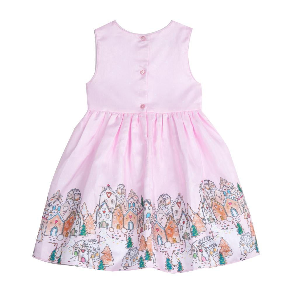Dress - Camilla Gingerbread Print Dress