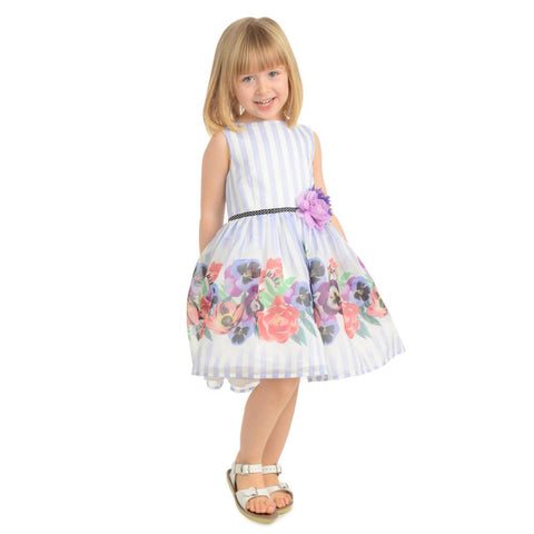 Chica Pansies Dress