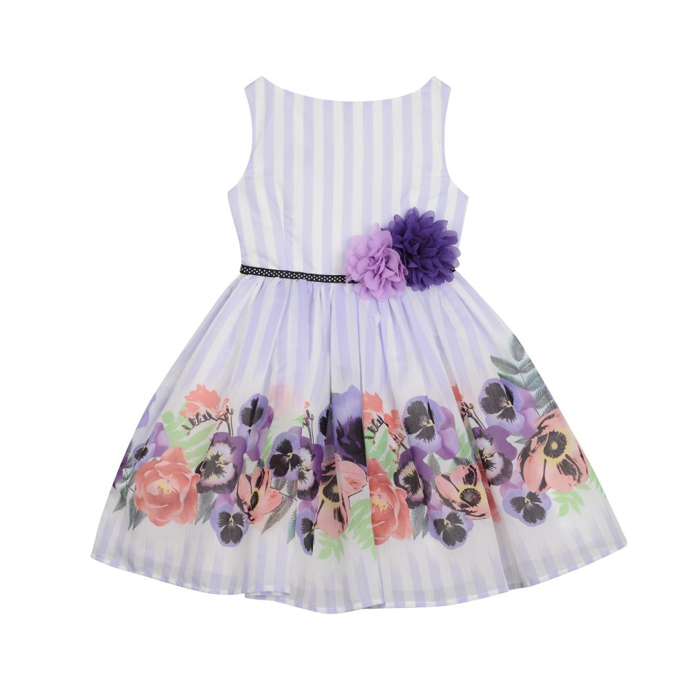 Dress - Chica Pansies Dress