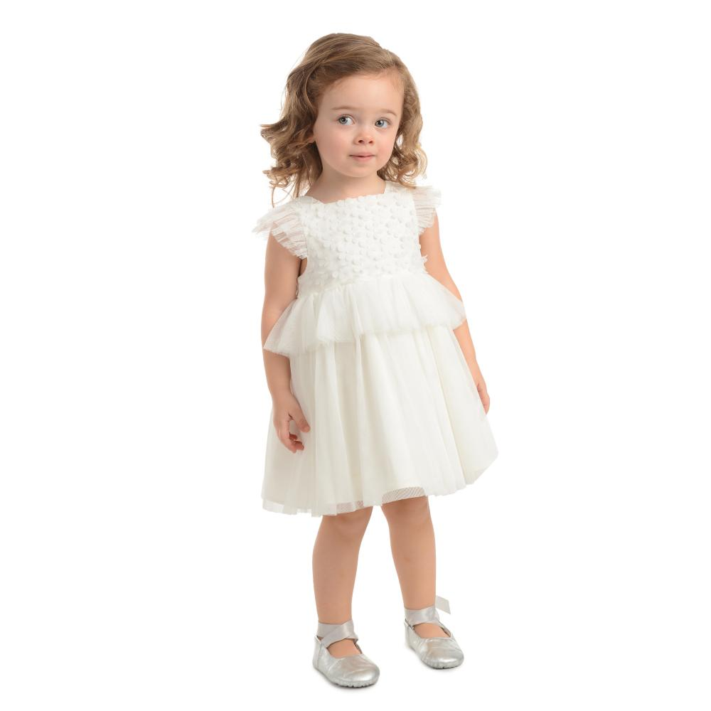 ca6dd685ab06a Delilah White Peplum Dress