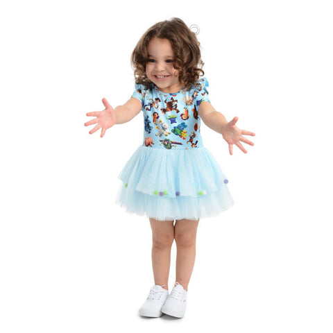 Disney Pixar X Pippa & Julie The Toy Story 4 Tutu Dress