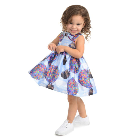 Disney Pixar X Pippa & Julie Up Balloon Dress