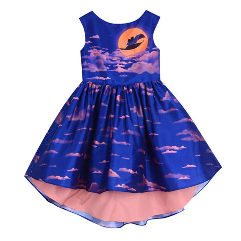 Disney X Pippa & Julie Aladdin High Low Dress