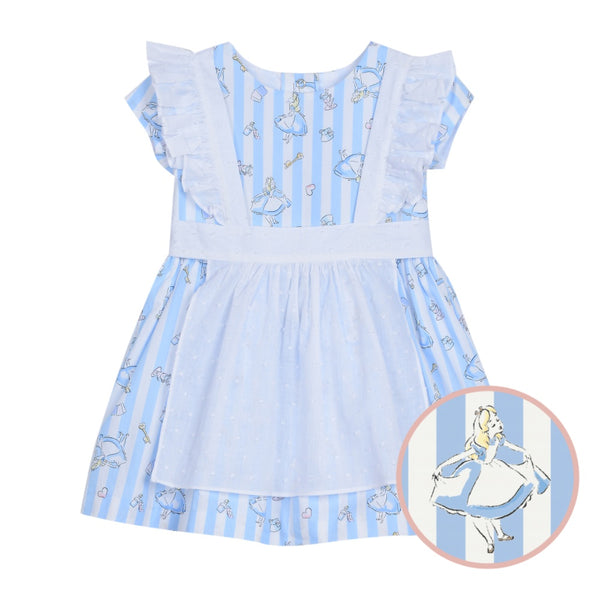 Dress - Disney X Pippa & Julie Alice Pinafore Dress
