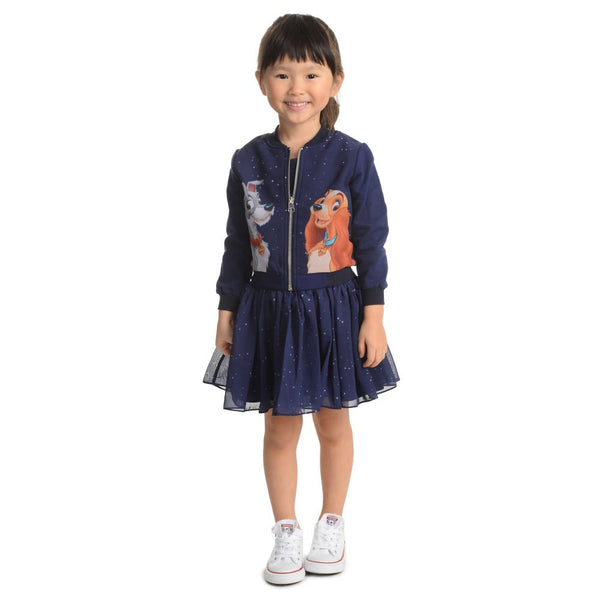 Dress - Disney X Pippa & Julie Lady And The Tramp Bomber Set