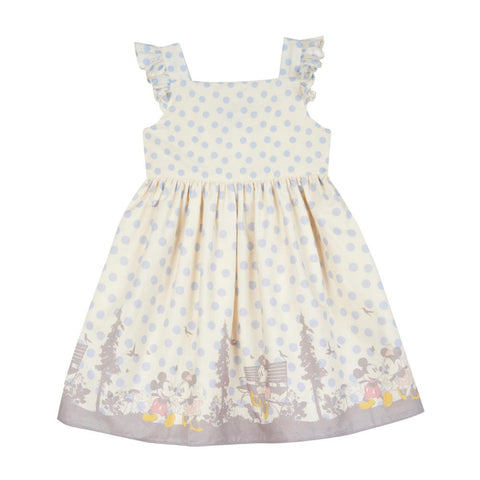 Disney X Pippa & Julie Mickey and Minnie Picnic Dress