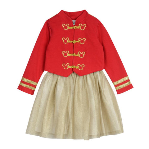 Disney X Pippa & Julie Mickey Majorette Jacket Dress Set