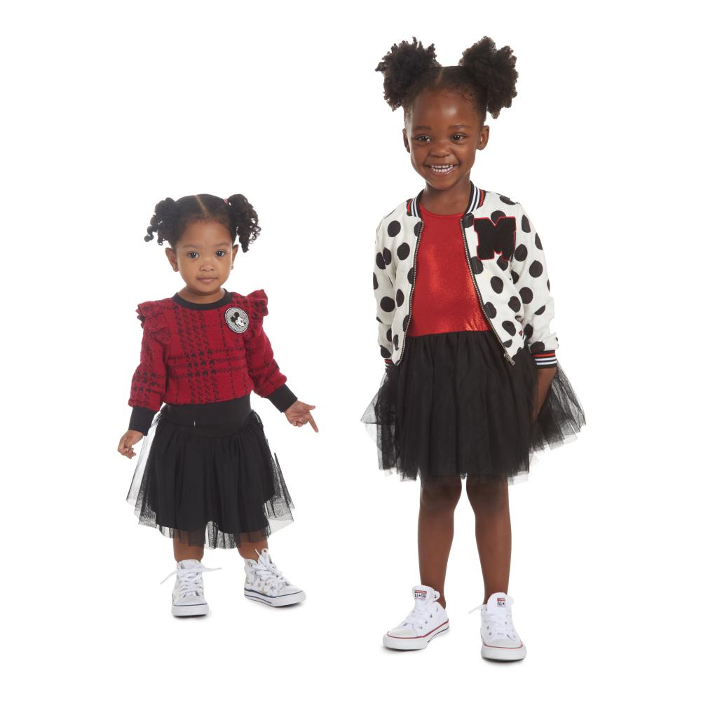 Dress - Disney X Pippa & Julie Mickey Ruffle Dress Set