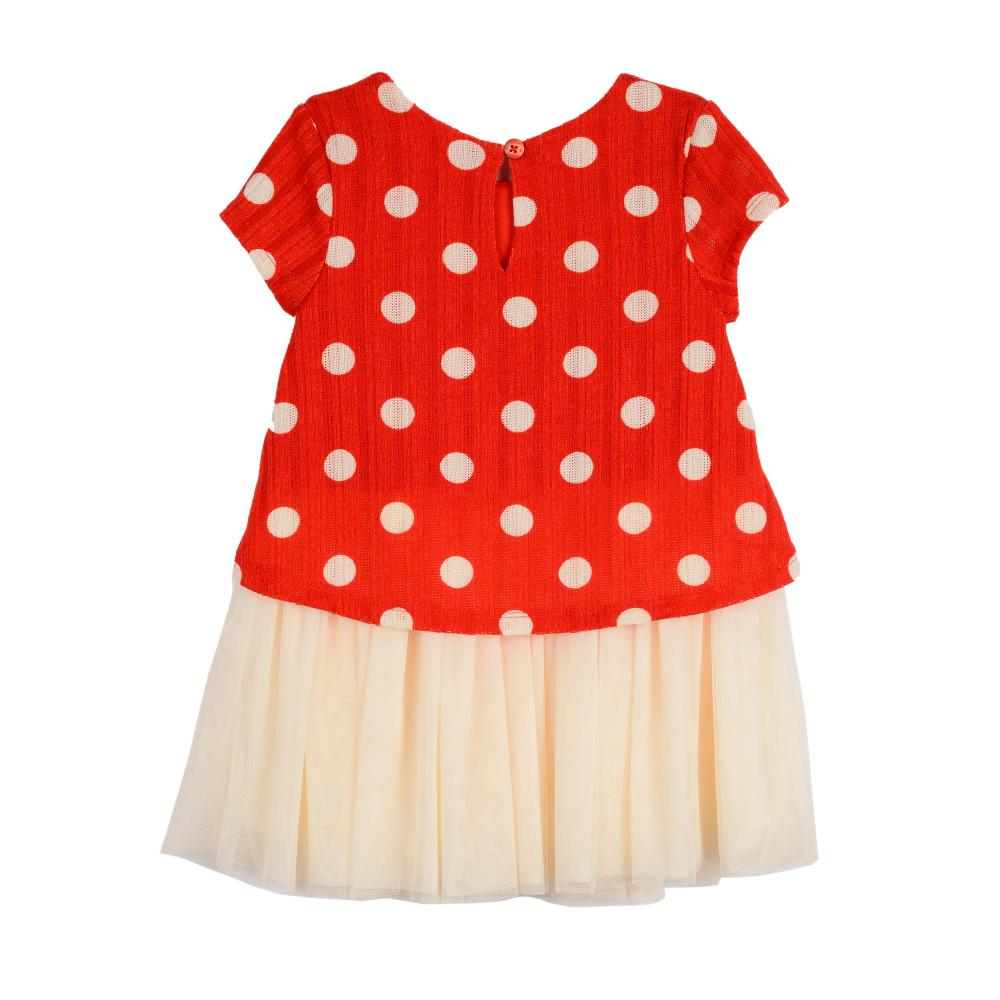 Dress - Disney X Pippa & Julie Minnie Polka Dot Tutu Dress