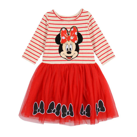Disney X Pippa & Julie Minnie Red Tutu Dress