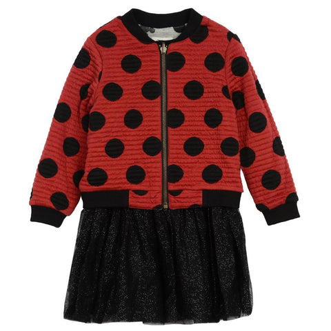 Disney X Pippa & Julie Minnie Reversible Bomber Set