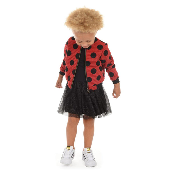 Dress - Disney X Pippa & Julie Minnie Reversible Bomber Set
