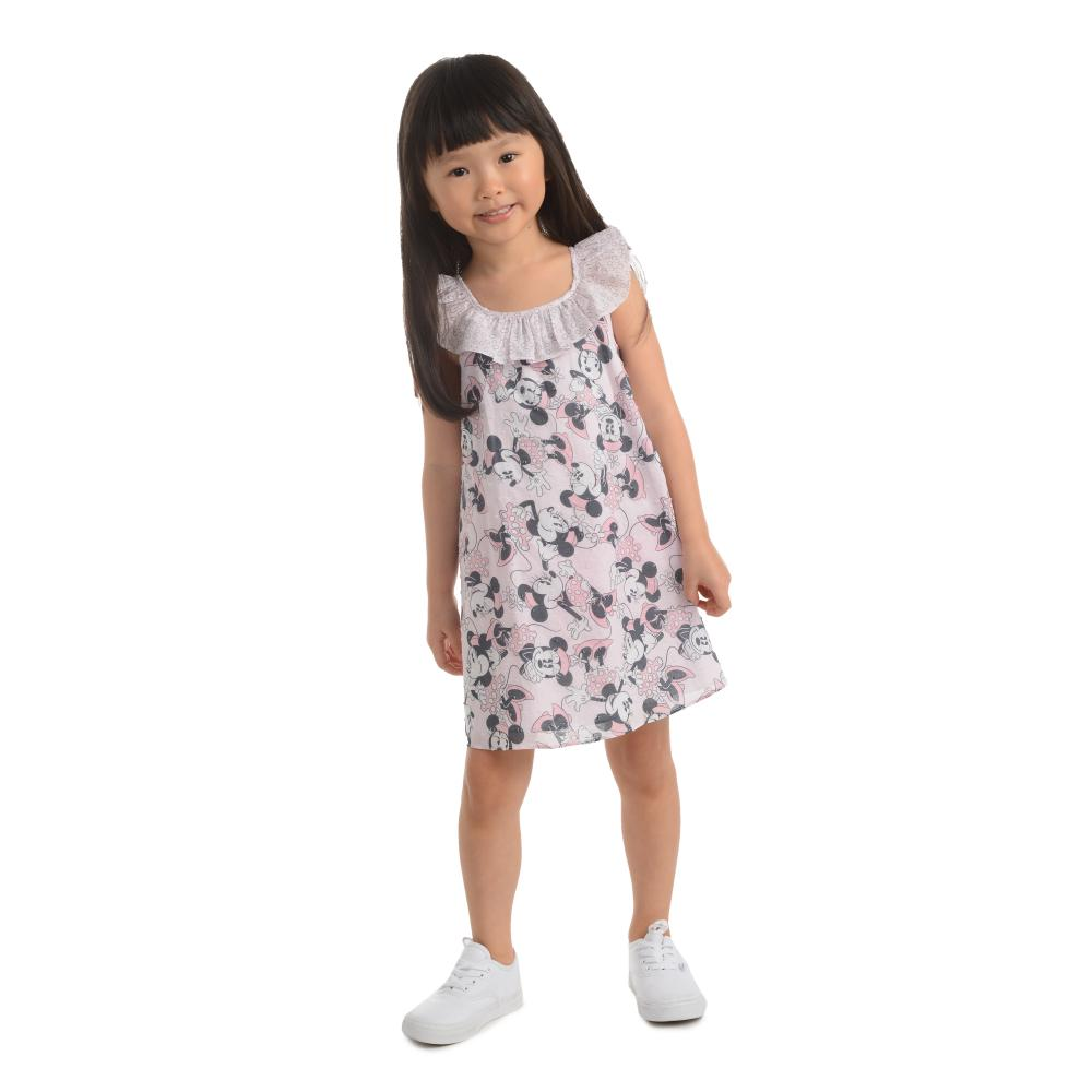 Dress - Disney X Pippa & Julie Minnie Ruffle Dress