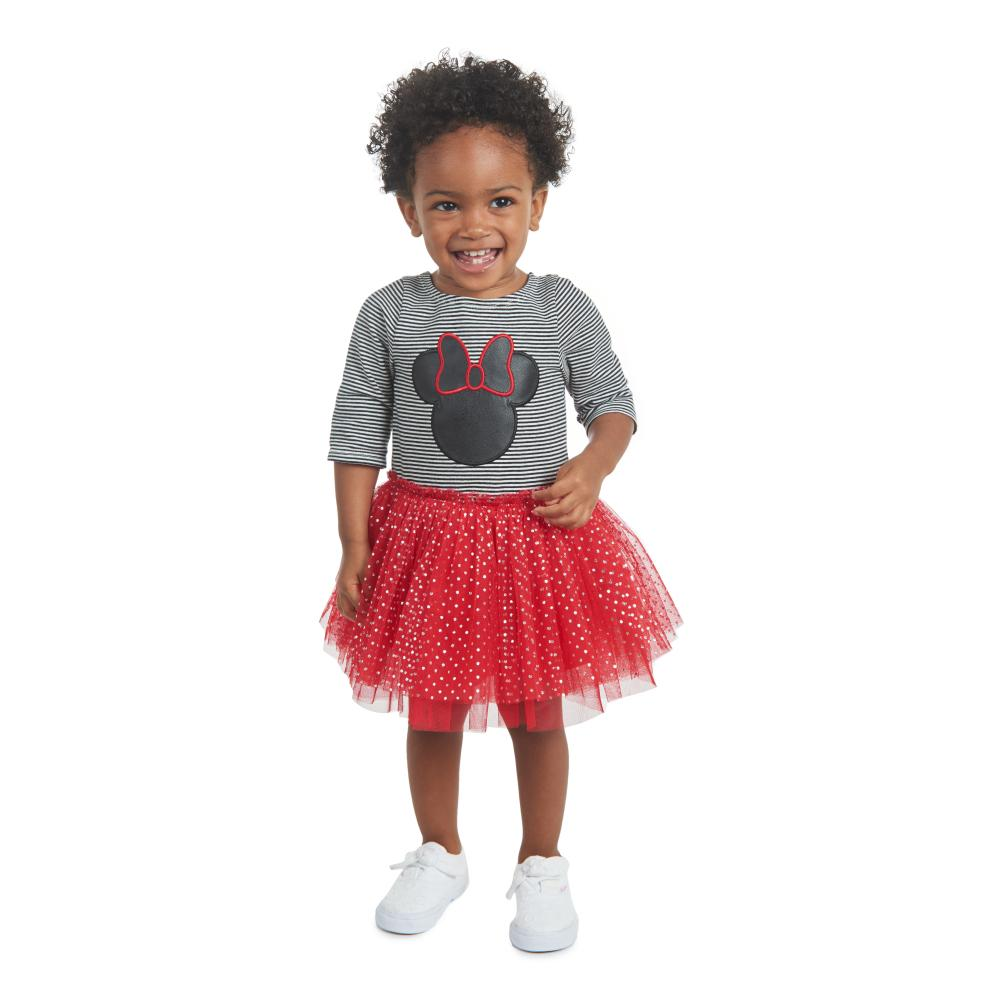 Dress - Disney X Pippa & Julie Minnie Silhouette Tutu Dress