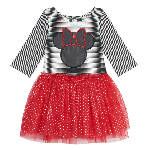 Disney X Pippa & Julie Minnie Silhouette Tutu Dress