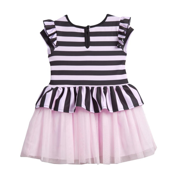 Dress - Disney X Pippa & Julie Minnie Stripe Peplum Dress