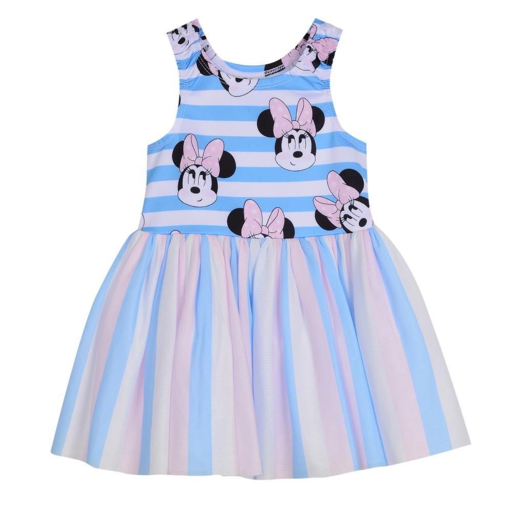 Dress - Disney X Pippa & Julie Minnie Stripe Tutu Dress