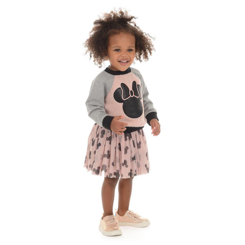 Disney X Pippa & Julie Minnie TuTu Dress Set