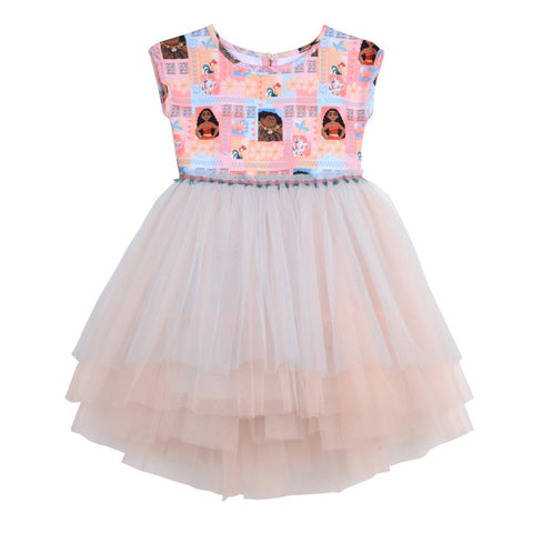 Disney X Pippa & Julie Moana Tutu Dress