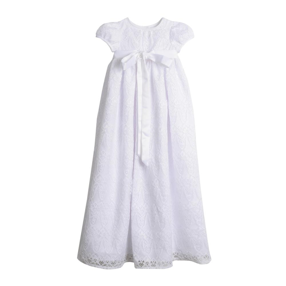 Dress - Harper Christening Gown