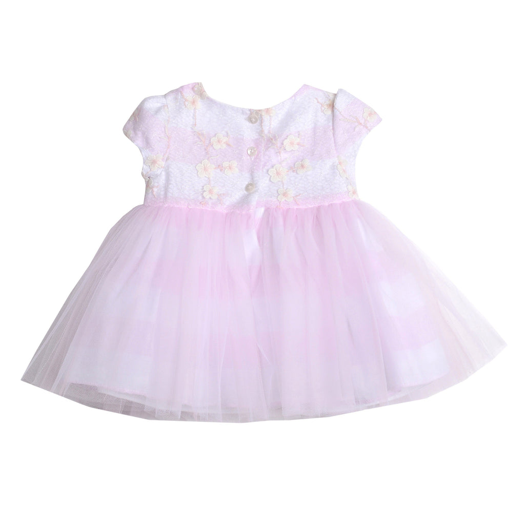 Dress - Isabel Light Pink Tutu Dress