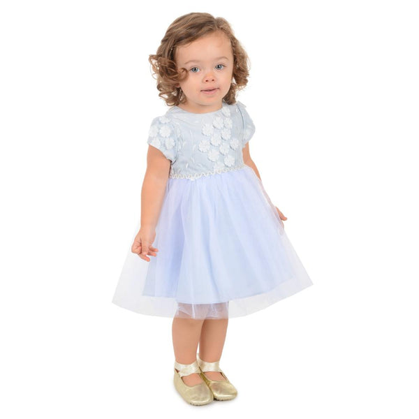 Dress - Isabel Sky Blue Dress
