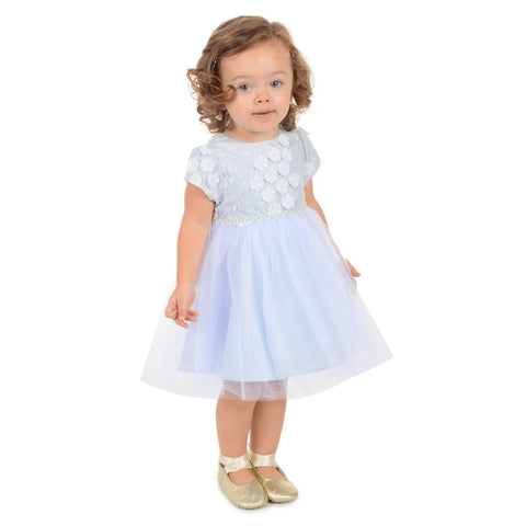 Isabel Sky Blue Dress