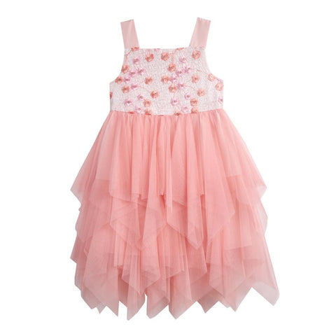 Isla Floral Fairy Dress