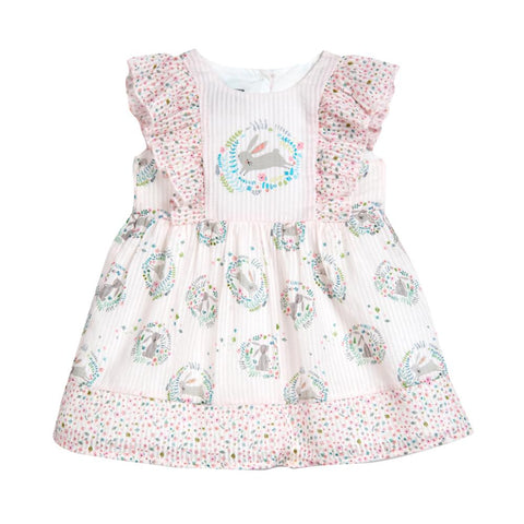 Joy Ruffle Bunnies Dress