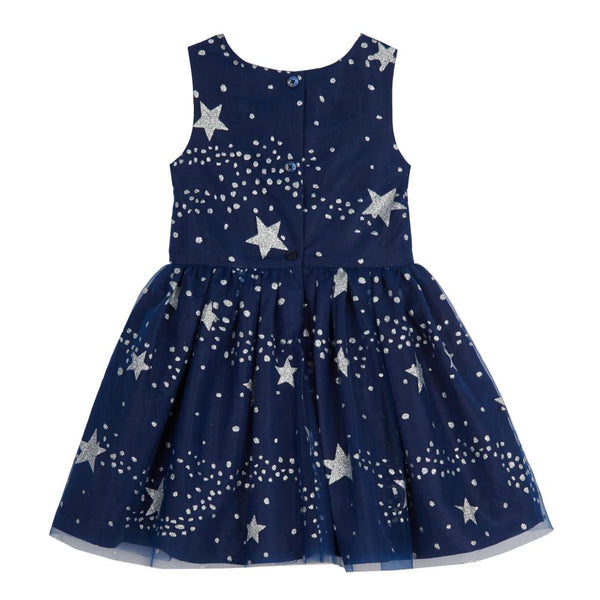 Dress - Lucy Navy Star Dress