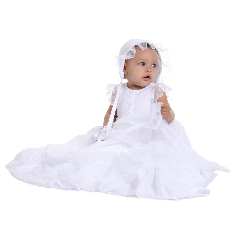 Dress - Nunu Christening Gown