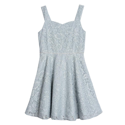 Samara Sweetheart Lace Dress